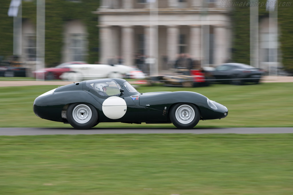 Lister Costin Jaguar Coupe - Chassis: BHL 136   - 2011 Goodwood Preview
