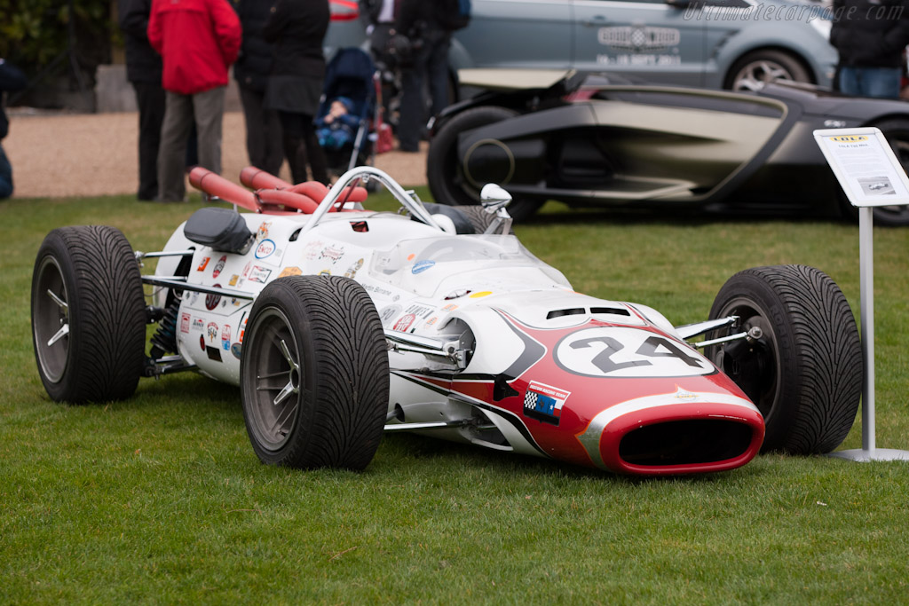 Lola T92 Ford    - 2011 Goodwood Preview