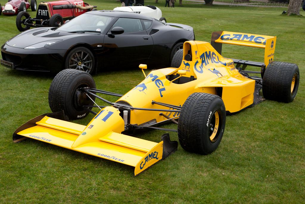 Lotus 102 Lamborghini - Chassis: 102/4   - 2011 Goodwood Preview