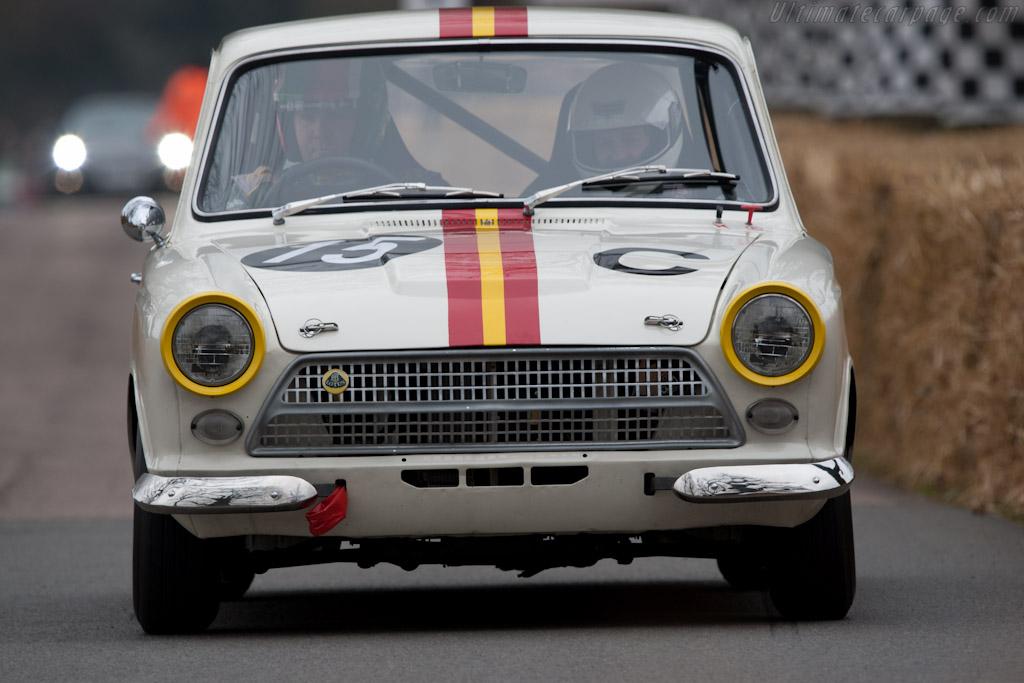 Lotus Cortina    - 2011 Goodwood Preview