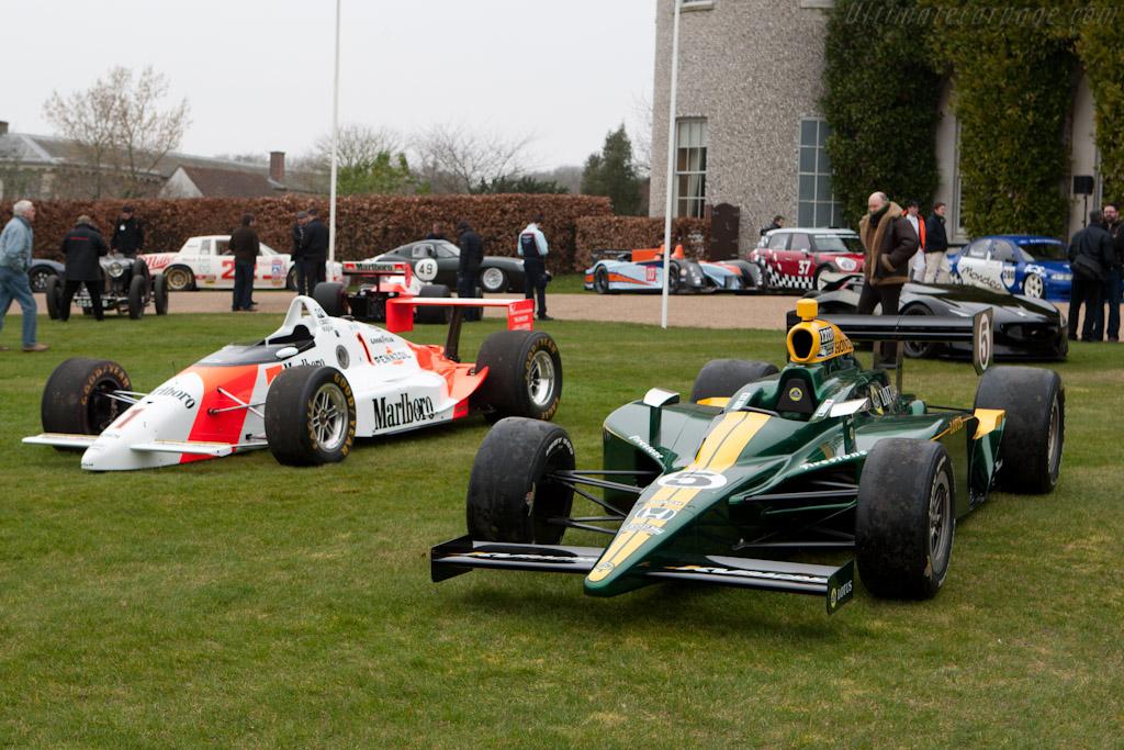 Lotus Dallara Honda    - 2011 Goodwood Preview