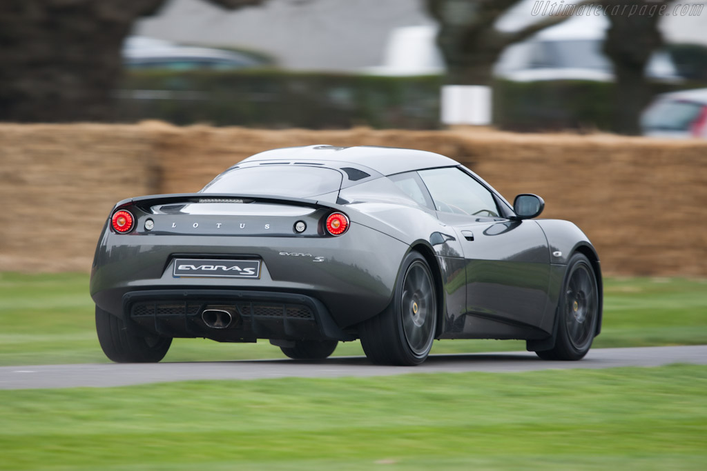 Lotus Evora S    - 2011 Goodwood Preview