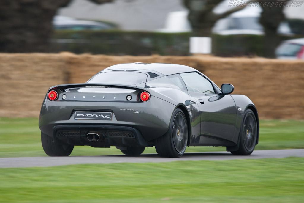 Lotus Evora S    - 2011 Goodwood Preview