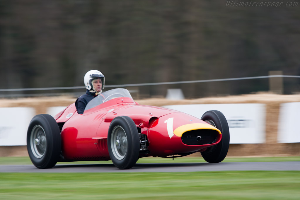 Maserati 250F - Chassis: 2529   - 2011 Goodwood Preview