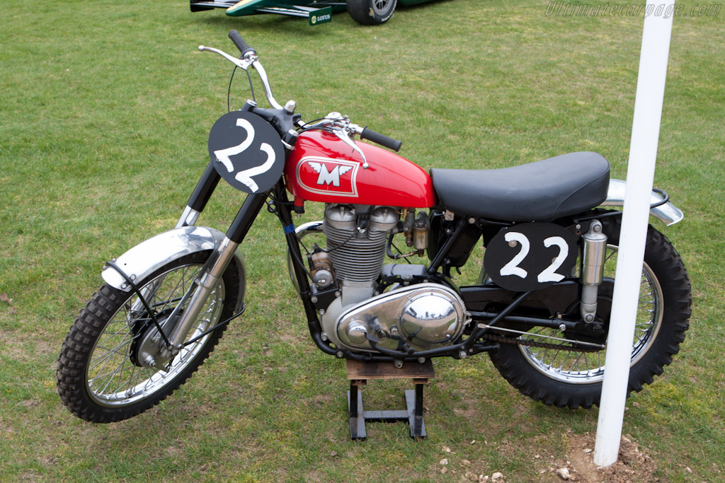 Matchless   - 2011 Goodwood Preview