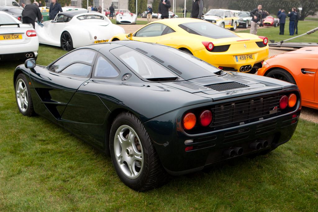 McLaren F1 'XP5' - Chassis: XP5 - Entrant: McLaren International - 2011 Goodwood Preview
