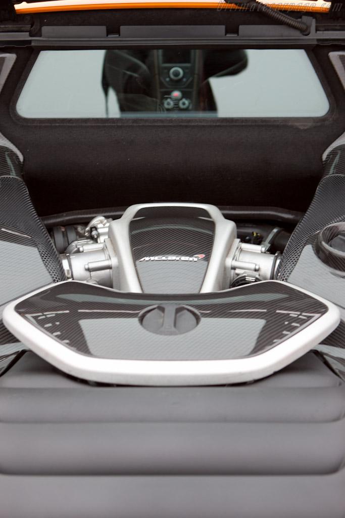 McLaren MP4-12C    - 2011 Goodwood Preview