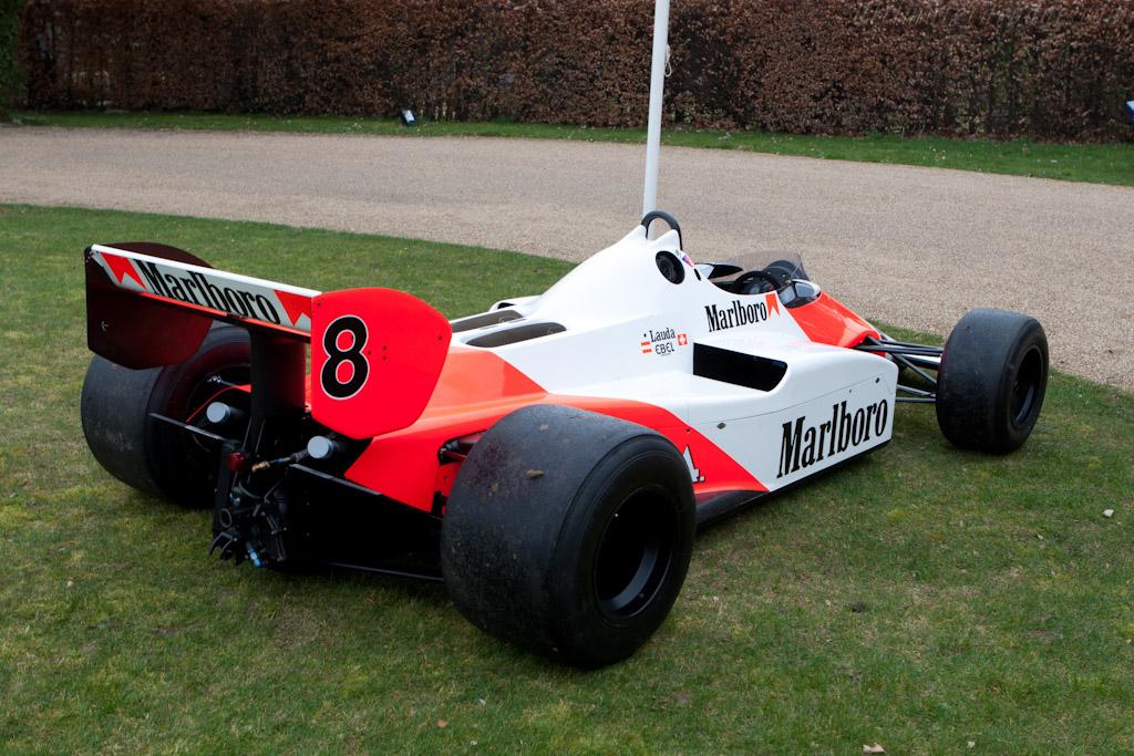 McLaren MP4/1C Cosworth    - 2011 Goodwood Preview