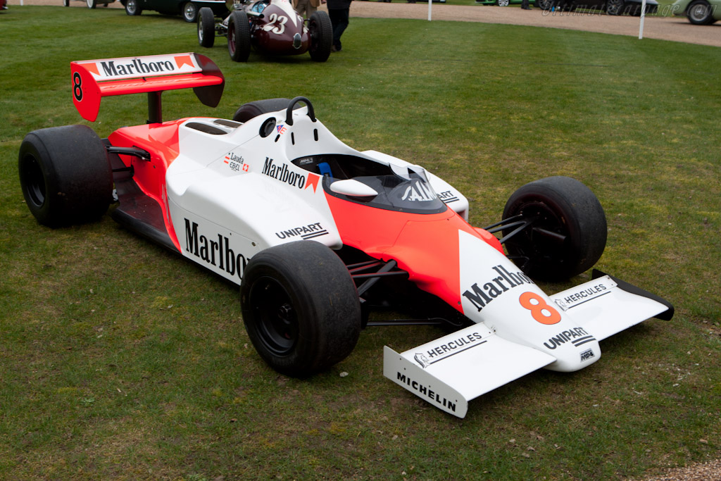 McLaren MP4/1C Cosworth - Chassis: MP4/1C - 7   - 2011 Goodwood Preview