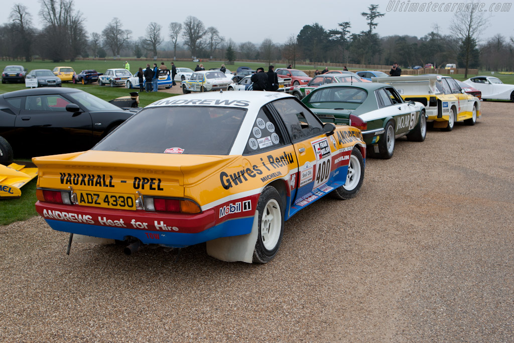 Opel Manta 400    - 2011 Goodwood Preview