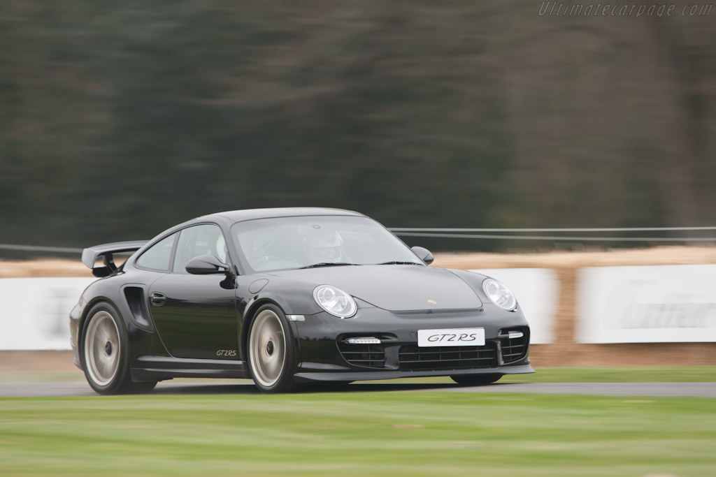 Porsche 997 GT2 RS    - 2011 Goodwood Preview