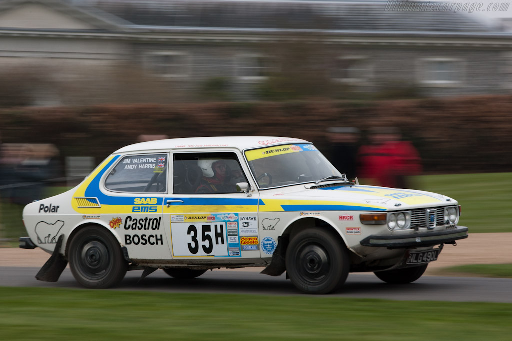 Saab 99   - 2011 Goodwood Preview