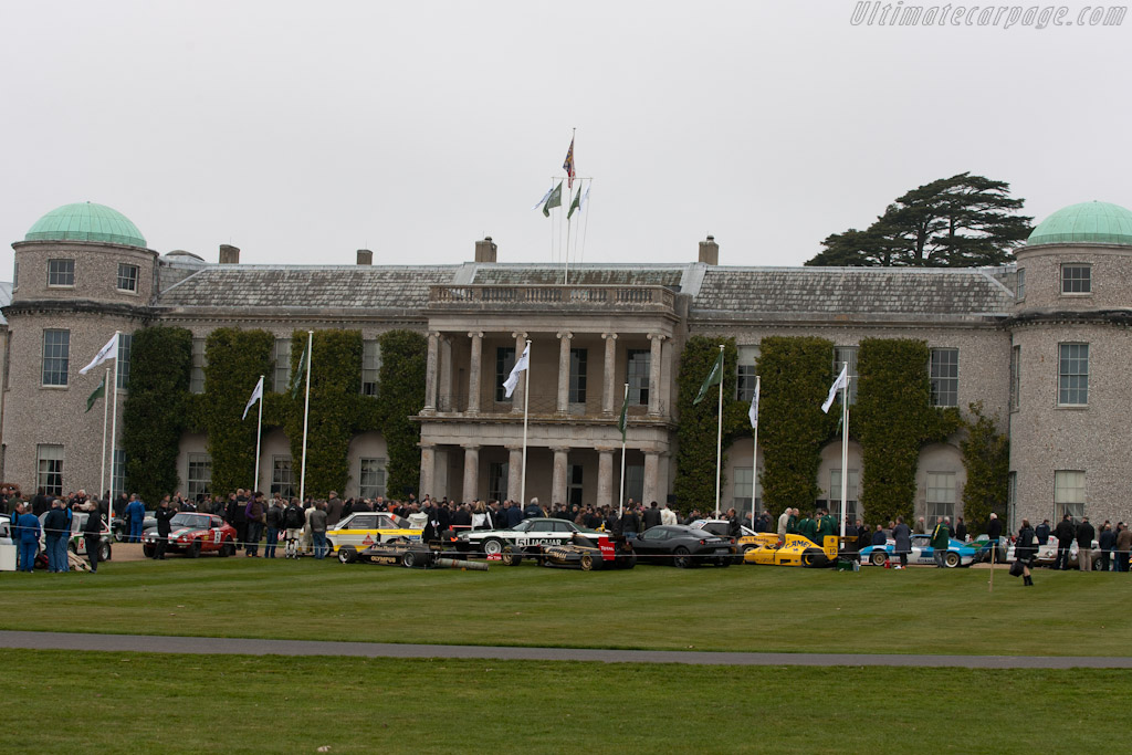 Welcome to the Goodwood House    - 2011 Goodwood Preview