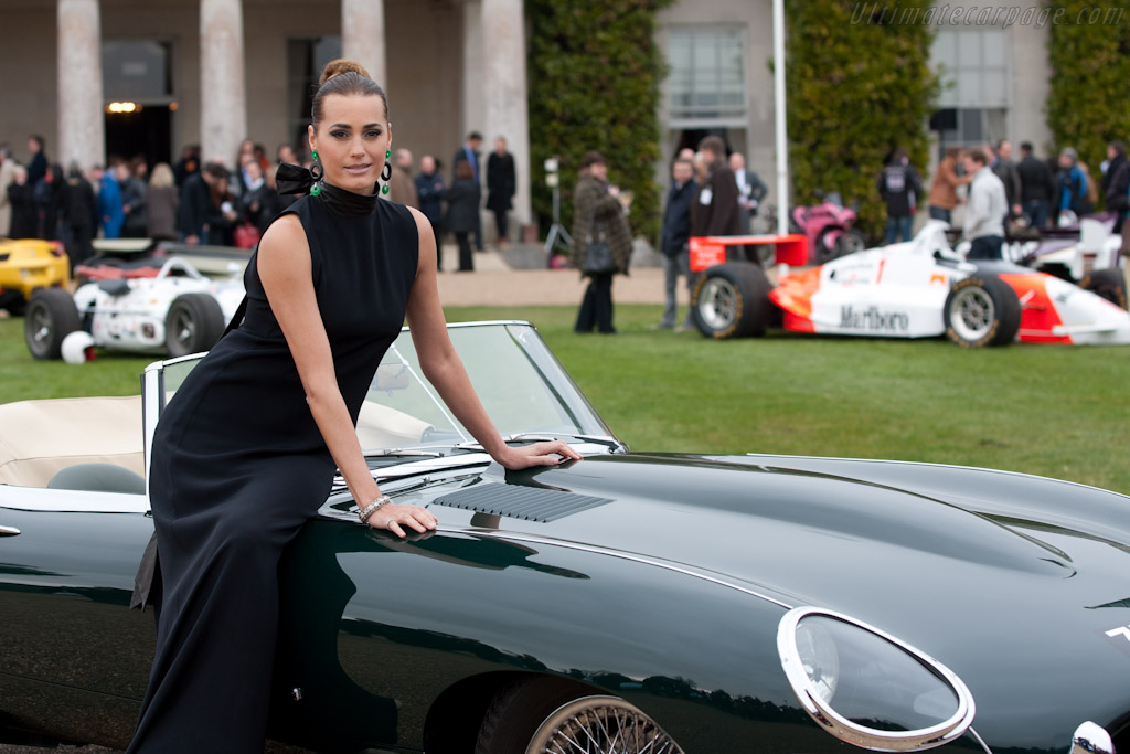 Yasmin le Bon    - 2011 Goodwood Preview