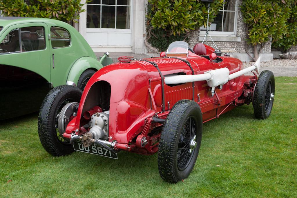 Bentley Blower 'Birkin Monoposto'    - 2012 Goodwood Preview