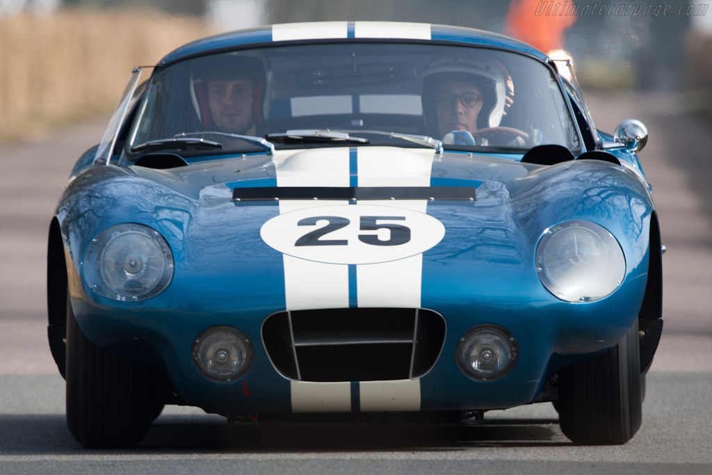 AC Shelby Cobra Daytona Coupe    - 2012 Goodwood Preview