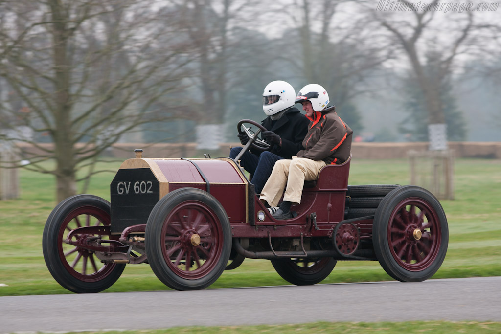 Mercedes 60hp    - 2012 Goodwood Preview