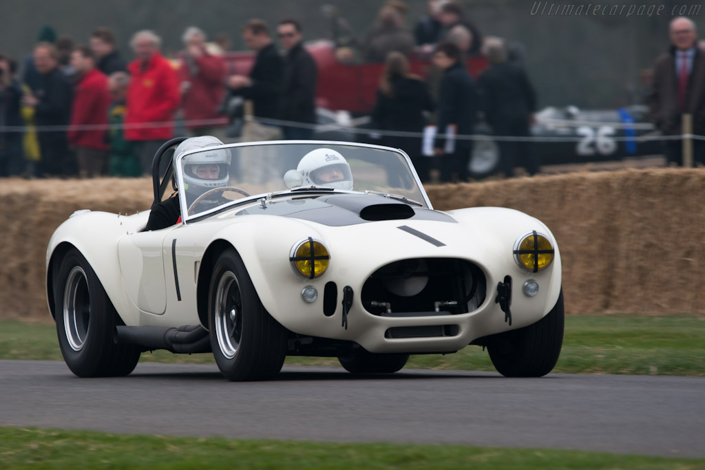 AC Shelby Cobra 427 - Chassis: CSX3006   - 2012 Goodwood Preview