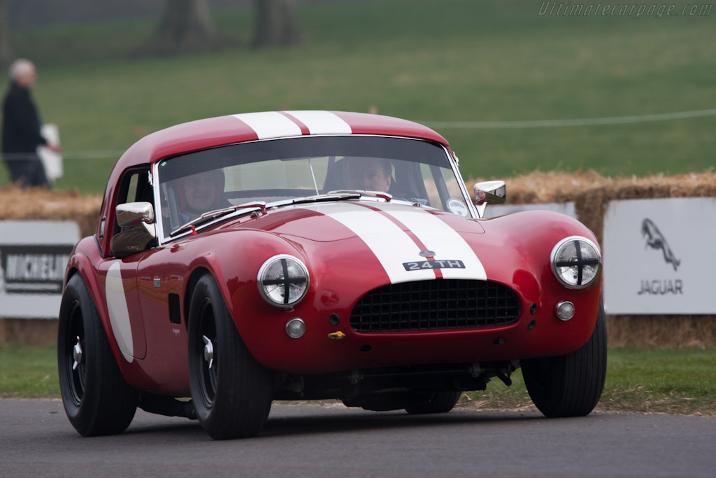 AC Shelby Cobra - Chassis: CSX2116   - 2012 Goodwood Preview