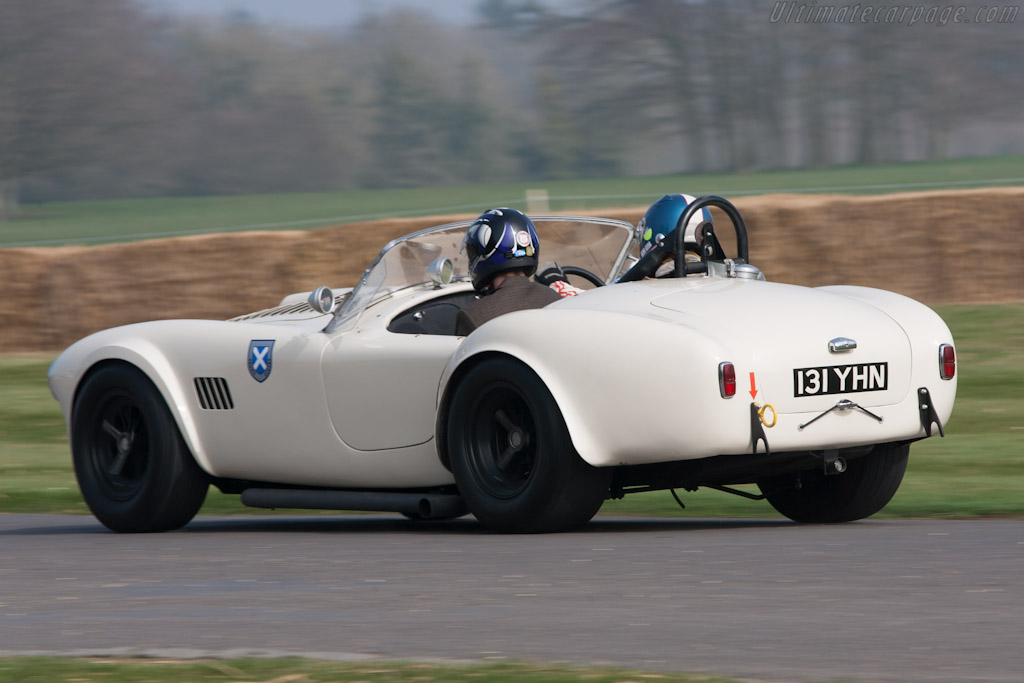 AC Shelby Cobra - Chassis: COB6008  - 2012 Goodwood Preview