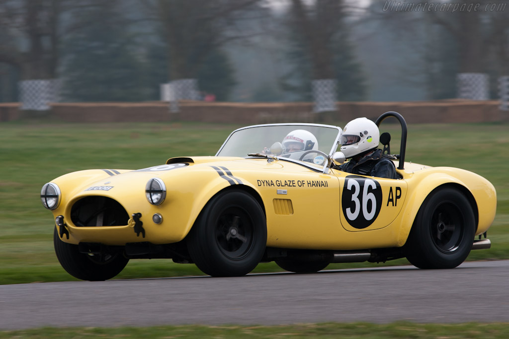 AC Shelby Cobra - Chassis: CSX2151   - 2012 Goodwood Preview