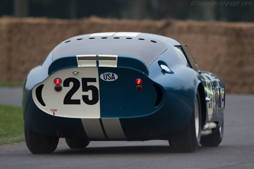 AC Shelby Cobra Daytona Coupe - Chassis: CSX2300   - 2012 Goodwood Preview