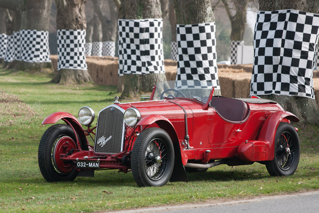 Alfa Romeo 8C 2300 Le Mans - Chassis: 2211065  - 2012 Goodwood Preview
