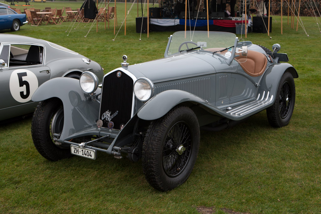 Alfa Romeo 8C 2300 Touring Spider - Chassis: 2211096   - 2012 Goodwood Preview
