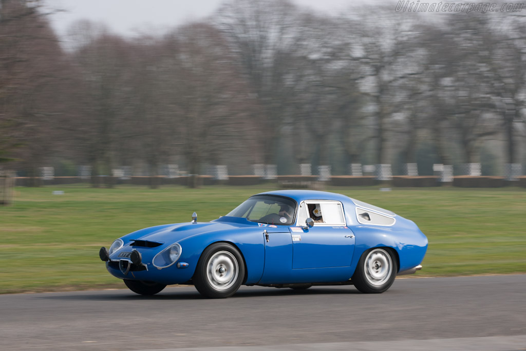 Alfa Romeo TZ - Chassis: AR750046   - 2012 Goodwood Preview