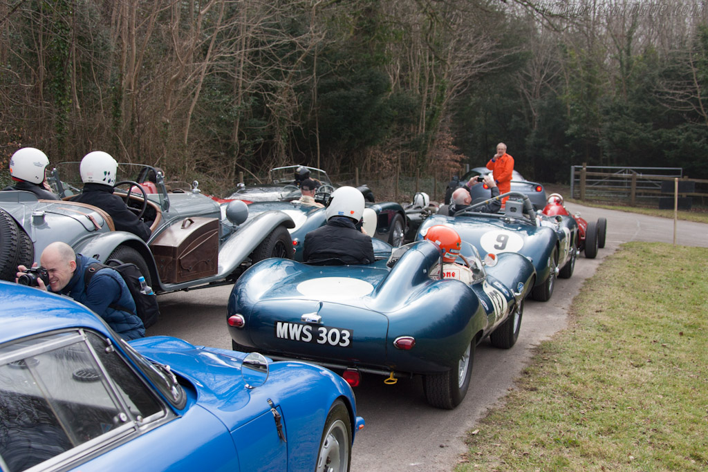 At the top of the hill    - 2012 Goodwood Preview