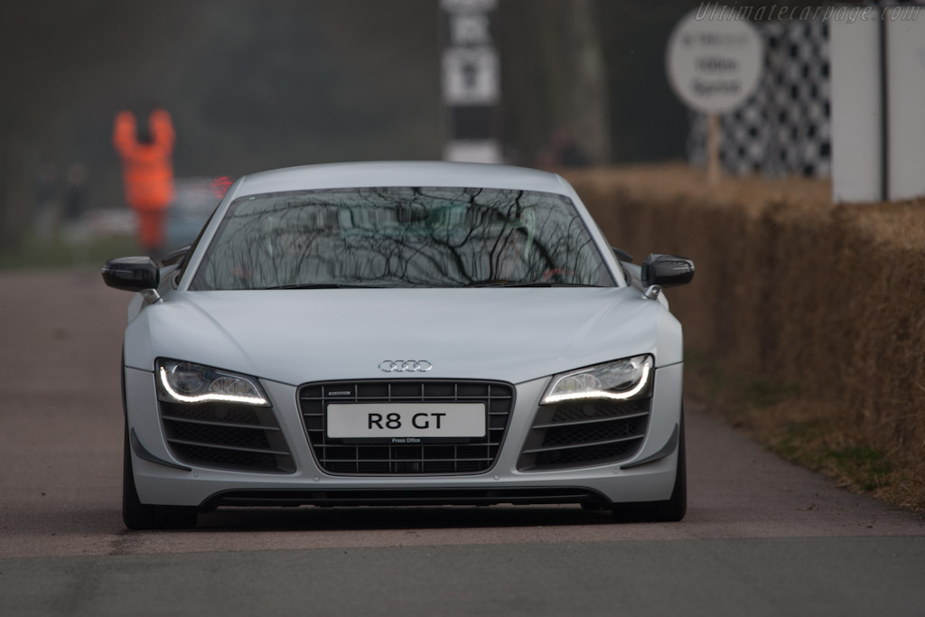 Audi R8 GT    - 2012 Goodwood Preview