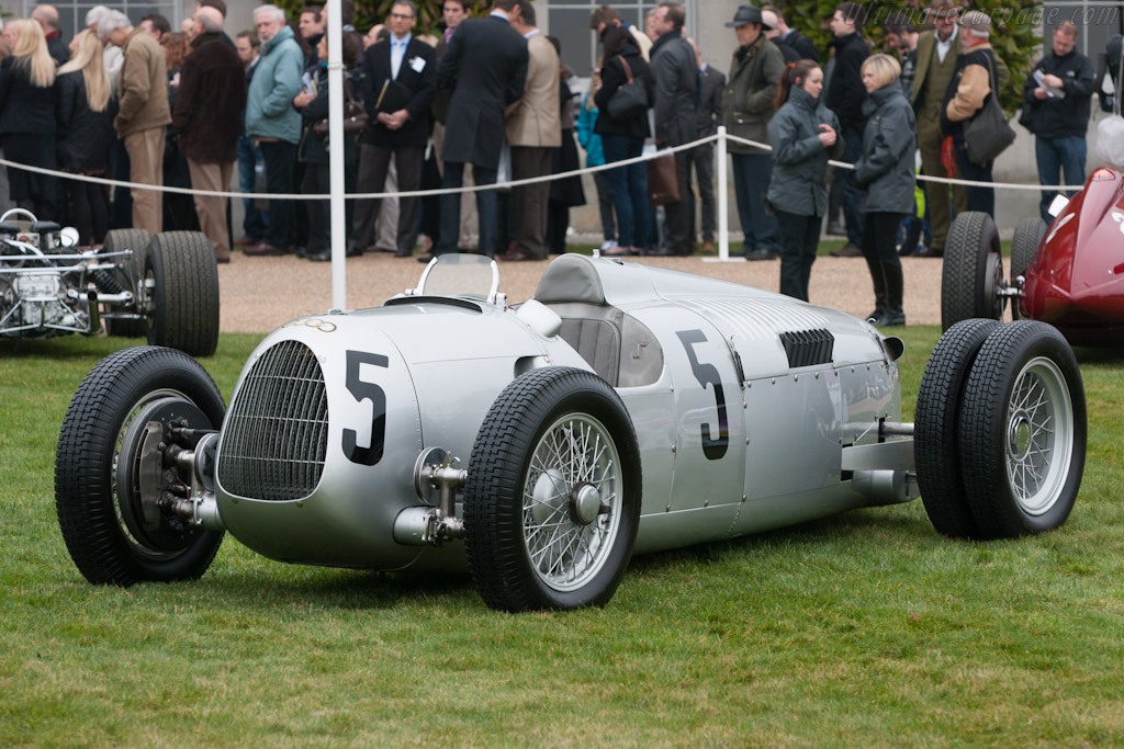 Auto Union Type C    - 2012 Goodwood Preview