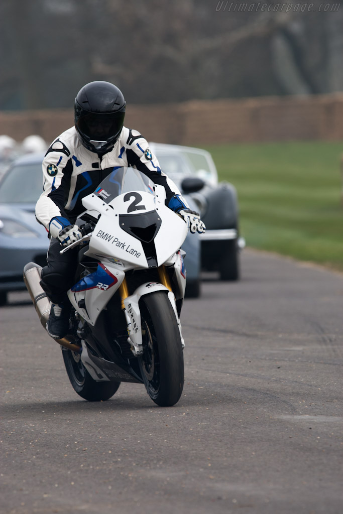 BMW 1000RR    - 2012 Goodwood Preview