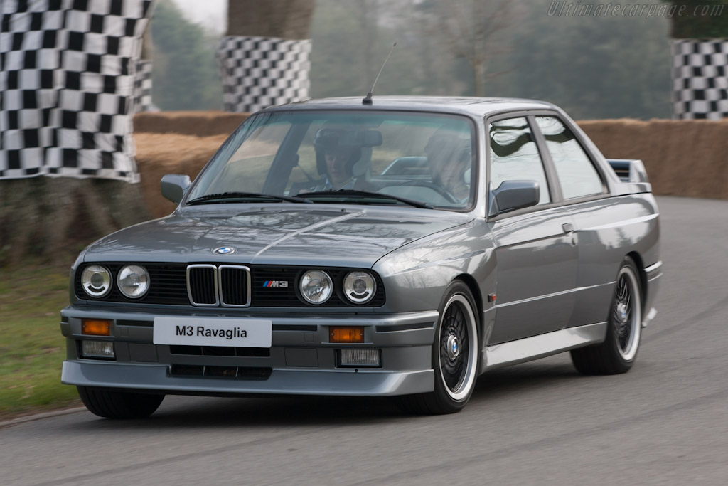BMW M3 'Ravaglia'    - 2012 Goodwood Preview