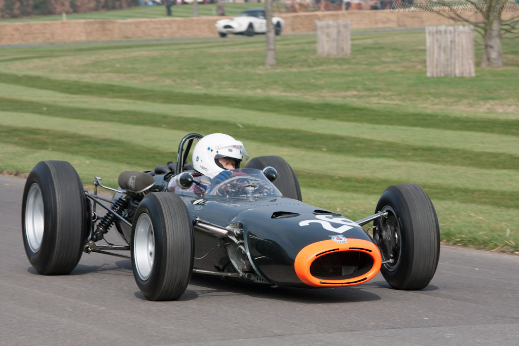 BRM P261    - 2012 Goodwood Preview