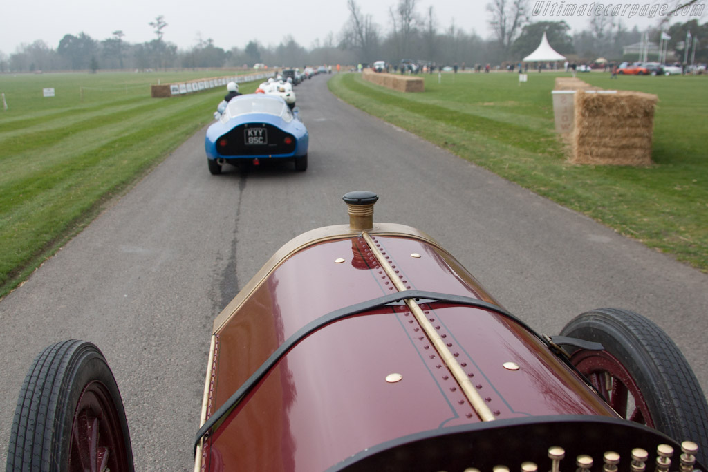 Back down the hill    - 2012 Goodwood Preview