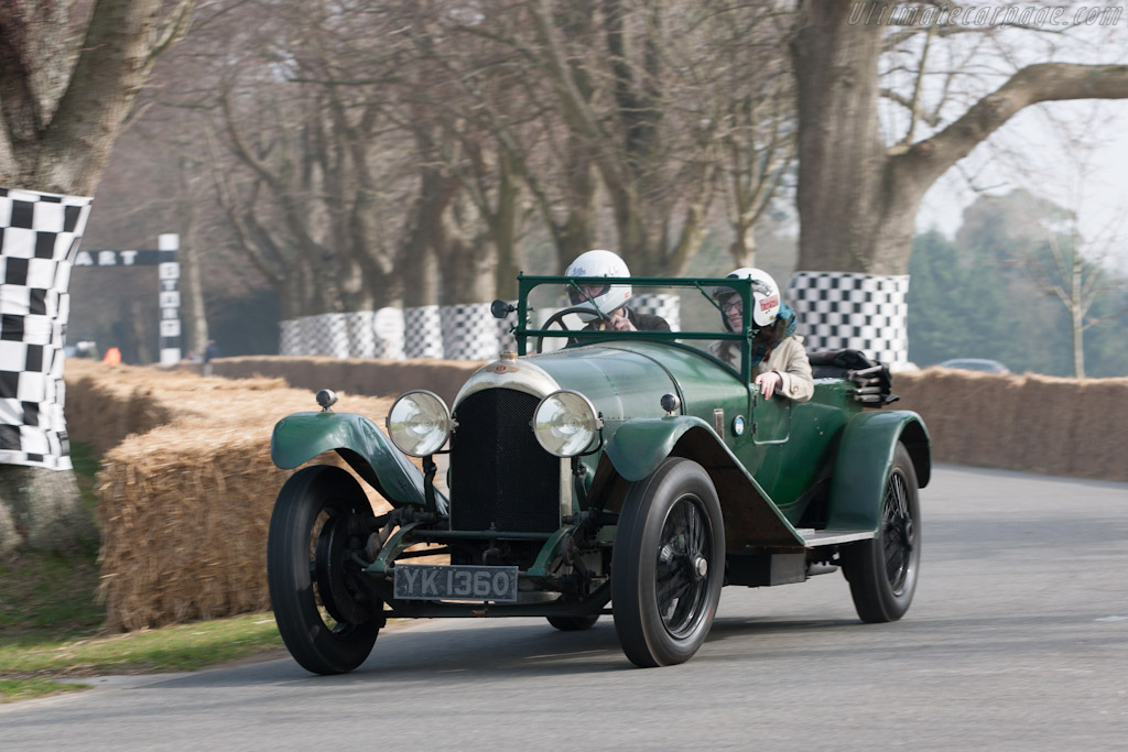 Bentley 3 Litre Speed Model    - 2012 Goodwood Preview