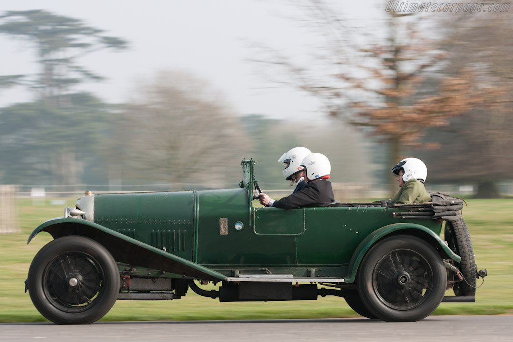 Bentley 3 Litre Speed Model    - 2012 Goodwood Preview