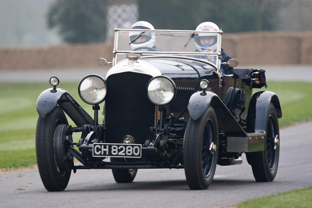 Bentley 4.5 Litre    - 2012 Goodwood Preview