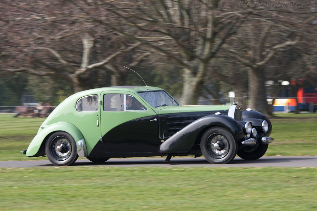 Bugatti Type 57 C Coupe Aerodynamique    - 2012 Goodwood Preview