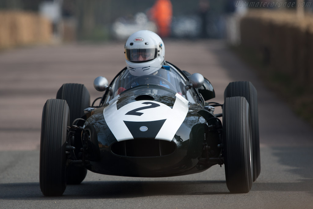 Cooper T45/51    - 2012 Goodwood Preview