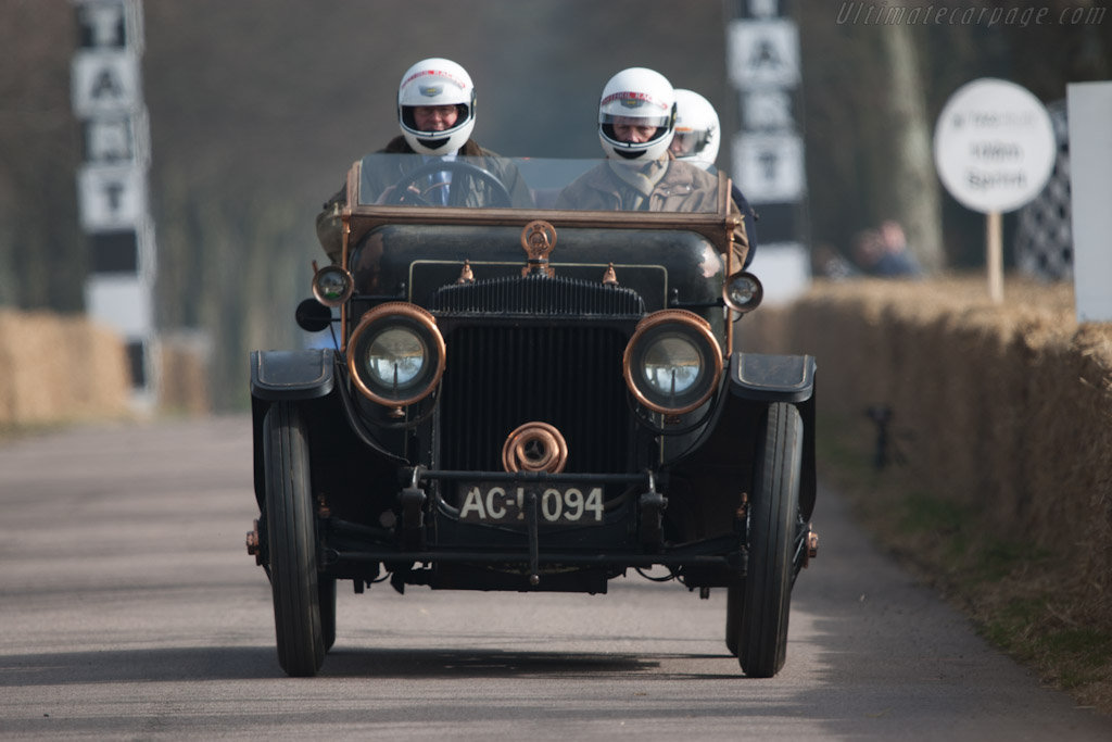 Daimler 45hp Roi-de-Belges    - 2012 Goodwood Preview