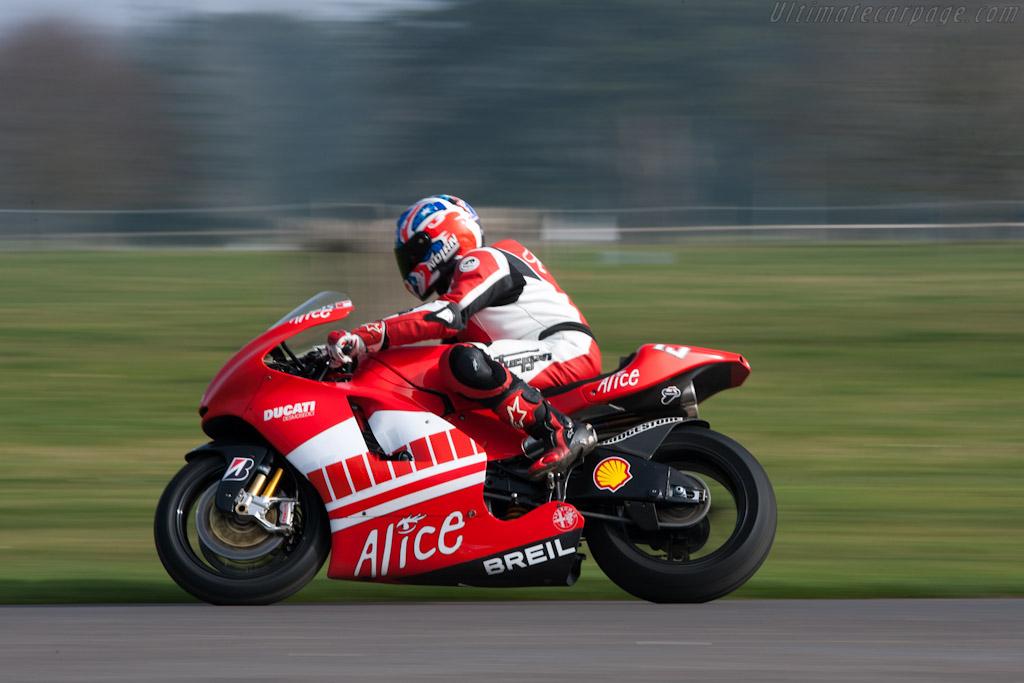 Ducati GP6    - 2012 Goodwood Preview