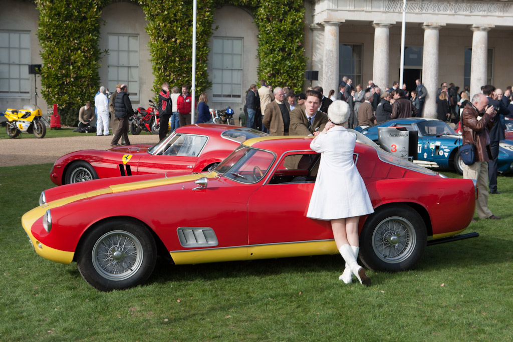 Ferrari 250 GT LWB TdF - Chassis: 0763GT   - 2012 Goodwood Preview