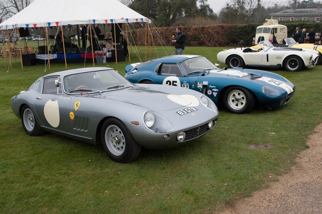 Ferrari 275 GTB - Chassis: 07173   - 2012 Goodwood Preview
