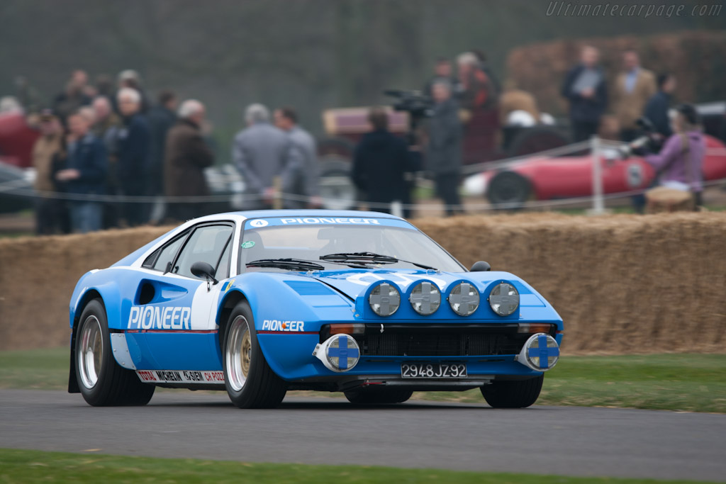 Ferrari 308 GTB Group IV - Chassis: 20951   - 2012 Goodwood Preview