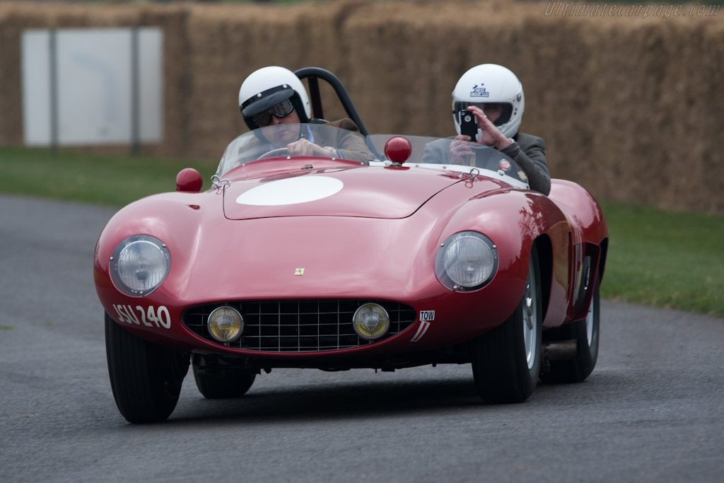 Ferrari 750 Monza - Chassis: 0504M   - 2012 Goodwood Preview