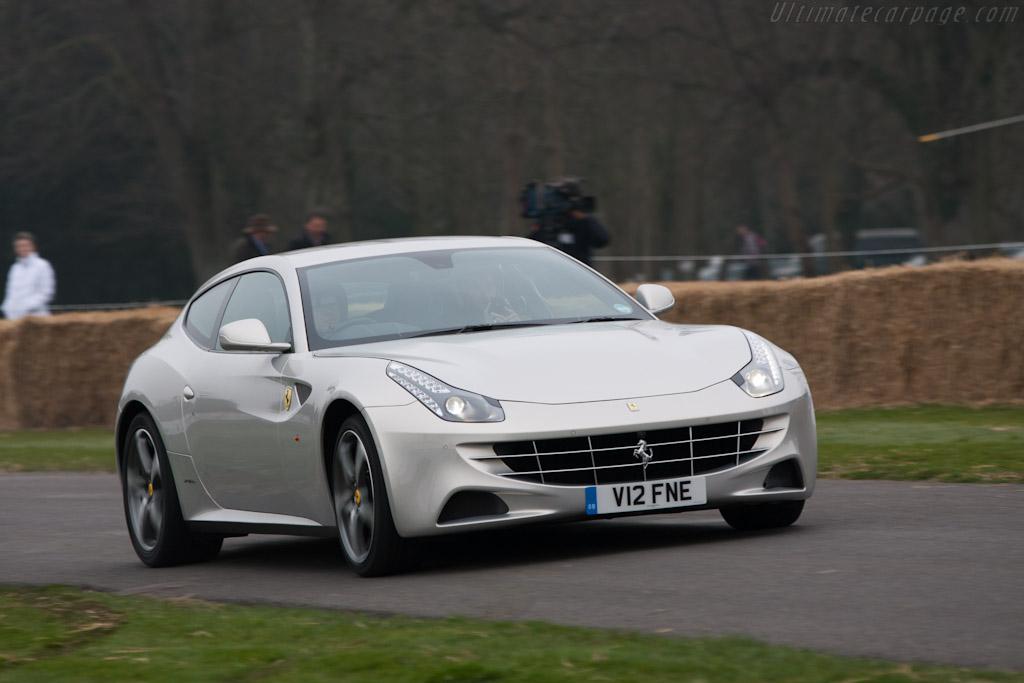 Ferrari FF    - 2012 Goodwood Preview