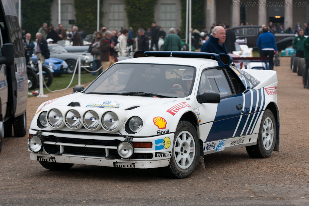 Ford RS200 - Chassis: SFACXXBJ2CGL00074   - 2012 Goodwood Preview