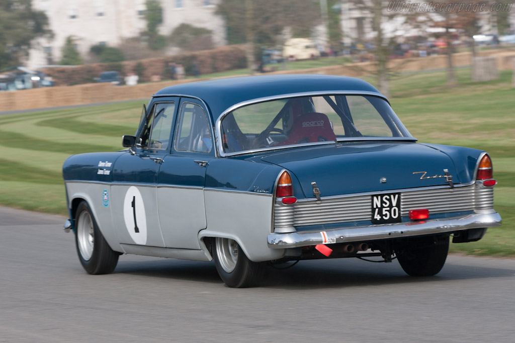 Ford Zodiac    - 2012 Goodwood Preview